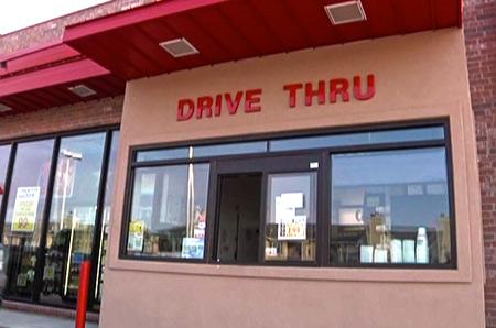 Pak A Sak Drive Thru Services Texas